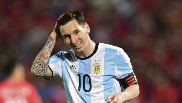 Messi: saber volver
