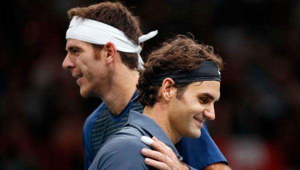 Cambio de planes: Del Potro enfrentará a Zeballos y no a Federer