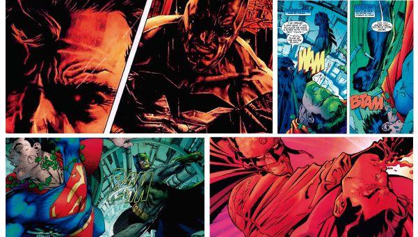 Los 7 mejores combates entre Batman y Superman