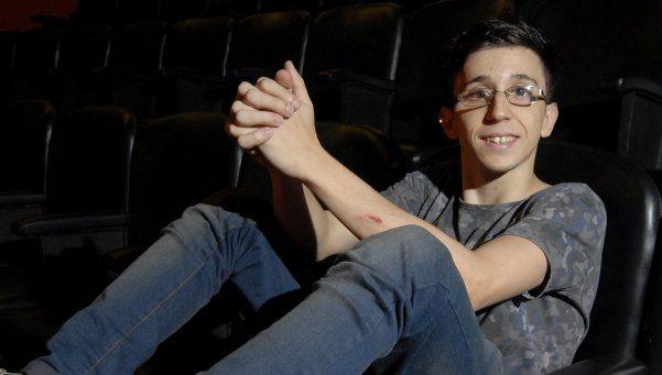 """Rodrigo Noya: """"Vi a padres obligar a actuar a sus hijos"""""""