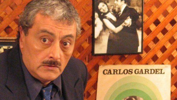 "Claudio Rissi. ""Terrenal es una cebolla"""