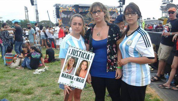 Exclusivo | Censura en show de los Stones por mendocinas asesinadas en Ecuador