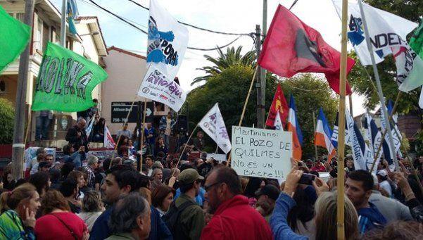 Molina  causó gran  revuelo por sus dichos sobre El Pozo