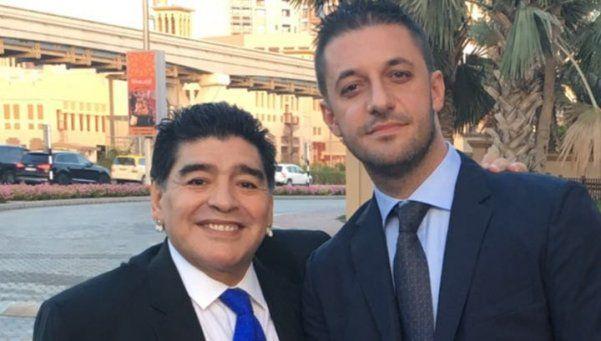 Maradona declaró en Dubai y complicó al entorno de Claudia