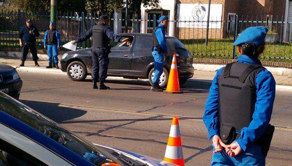 Reequipamiento para la Policía Local quilmeña