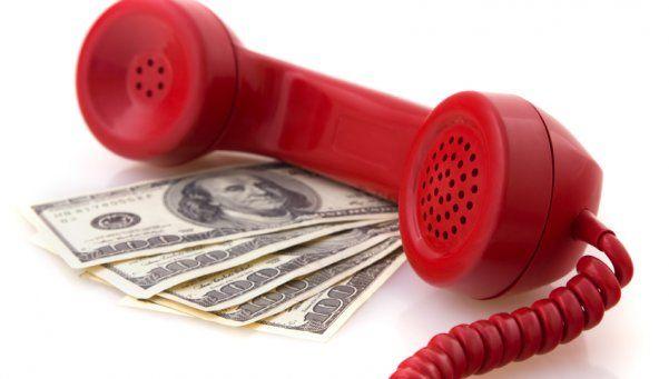 Abono de la telefonía fija aumentará un 185% en abril
