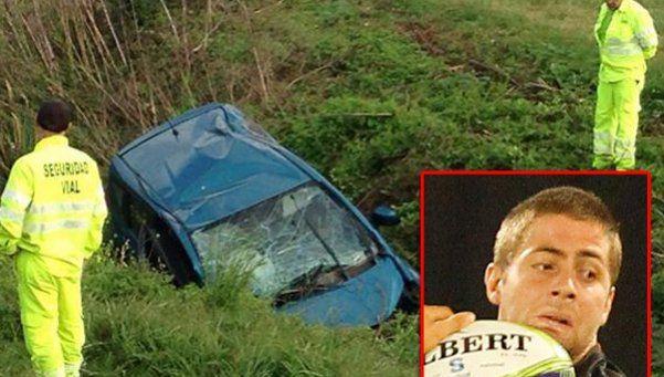 Jaguares: un accidente automovilístico dejó a Cordero fuera de la gira