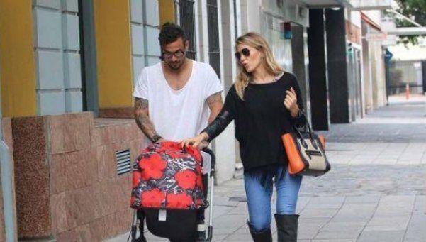 Daniel Osvaldo y Jimena Barón, juntos como ¡de toda la vida!