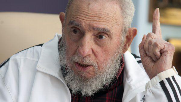 """Dura carta de Fidel: """"No necesitamos que el Imperio nos regale nada"""""""
