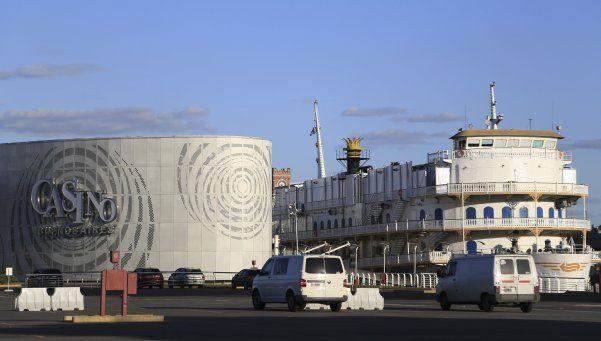 Operativo de la AFIP en el Casino de Puerto Madero