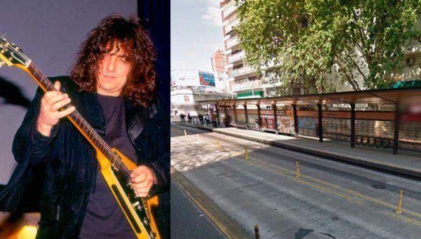 Una estación de Metrobus se llamará Norberto Pappo Napolitano