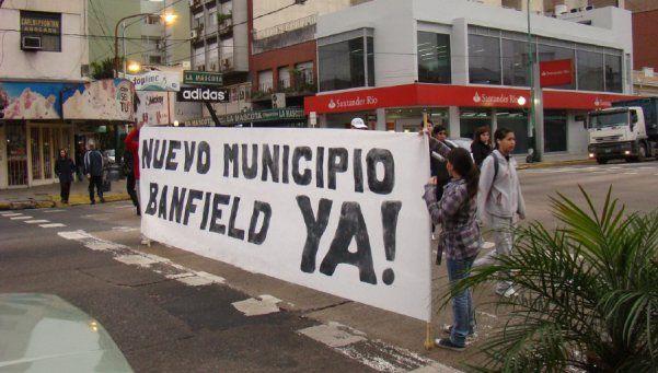 Proyecto de división distrital generó un revuelo en Lomas de Zamora
