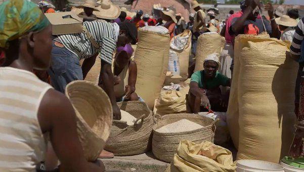 """""""Kombit"""": Haití, víctimas del vaciamiento"""