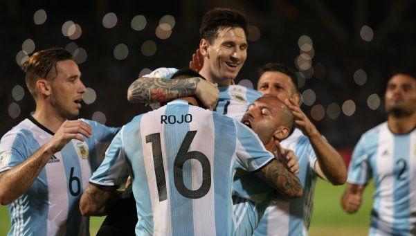 Argentina jugará frente a Uruguay en Mendoza
