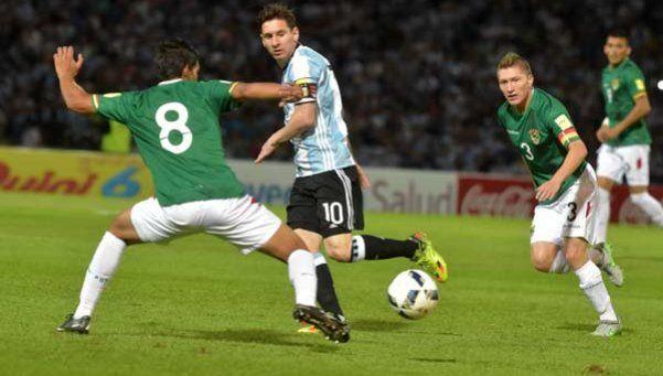 Messi: Intentamos jugar más y por momentos lo conseguimos