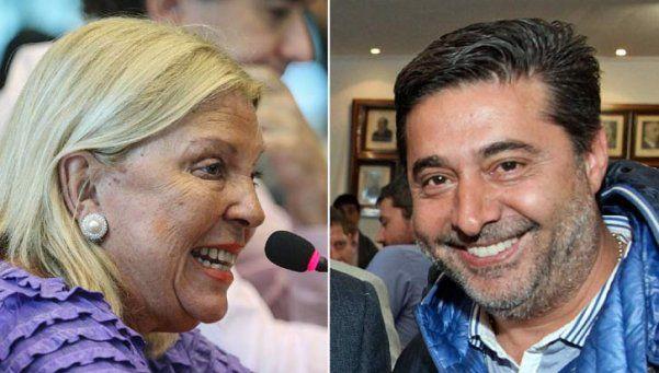 Carrió llevó a la Justicia sus críticas contra Angelici