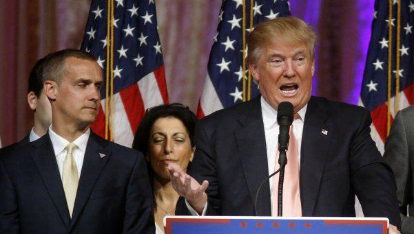 Escándalo: el director de campaña de Trump, apresado