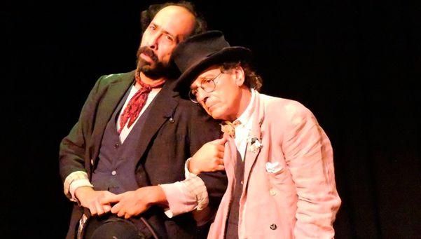 """El Camarín del Teatro: G. Baamonde """"Esperando a Godot"""""""