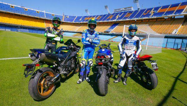 La fiesta del Moto GP ya se siente en el país