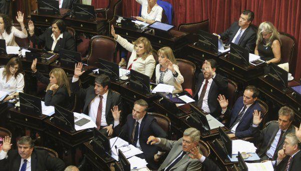 El Senado aprobó por amplia mayoría la ley de pago a los fondos buitre