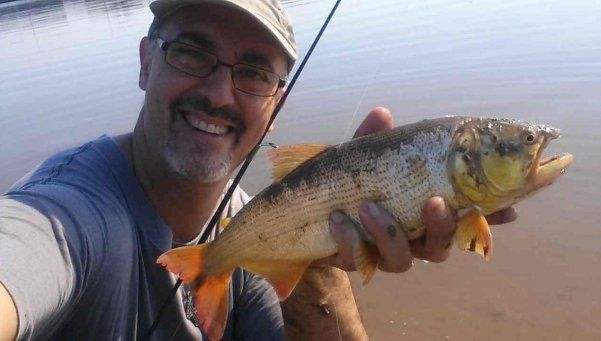Spinning ultraliviano: gusto enorme con pequeños peces