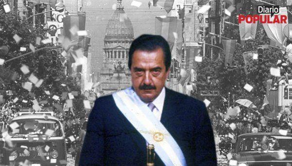 Archivo | El día que el país lloró a Raúl Alfonsín