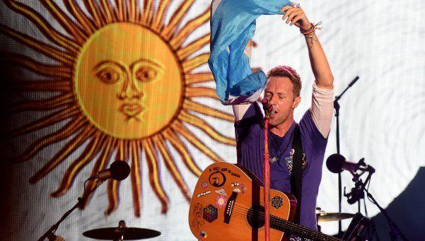 Coldplay tuvo un brillo Único en La Plata ante 60 mil espectadores