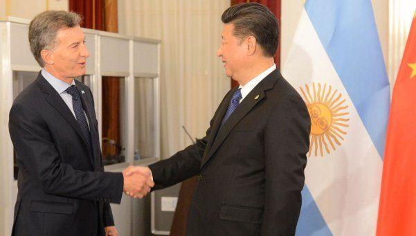 Macri continúa con su agenda en EEUU: se reunió con Xi Jingping