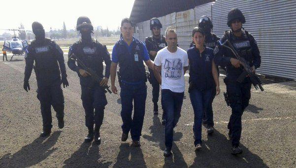 Detienen a un argentino vinculado con el cartel de Sinaloa