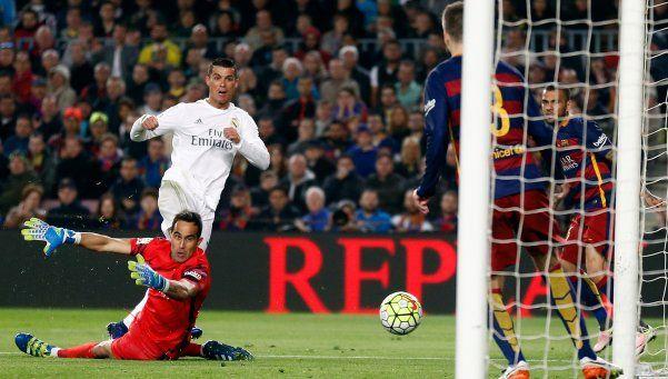 Real Madrid lo dio vuelta y venció con justicia al Barcelona