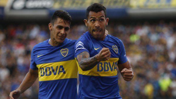 Boca recuperó la sonrisa con una goleada a Rafaela