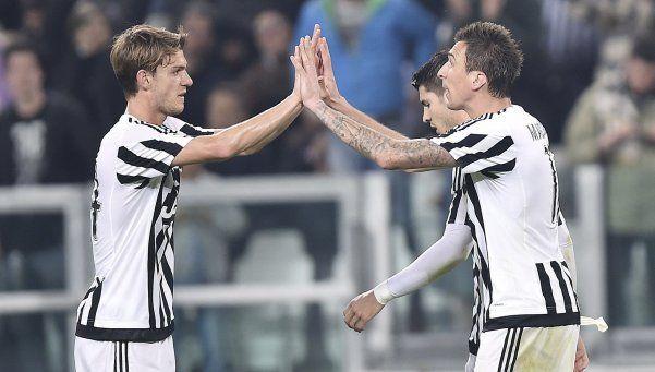 Juventus cumplió ante Empoli y le trasladó la presión a Napoli