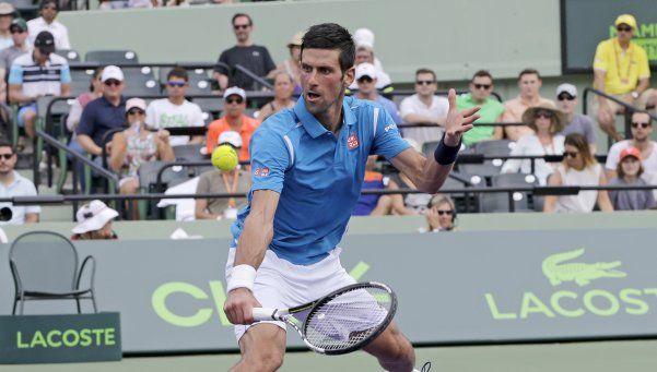 Novak Djokovic gana título en Miami y rompe un nuevo récord