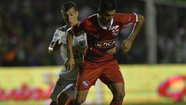 Independiente jugó flojo otra vez y dejó pasar una buena chance