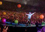 Coldplay en Argentina: la aplanadora del pop