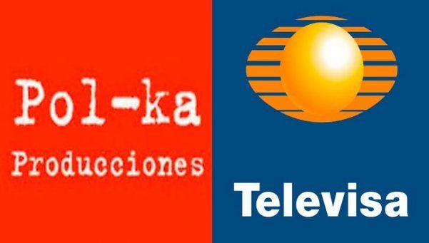 Pol-ka y Televisa harán cuatro tiras diarias en los próximos años