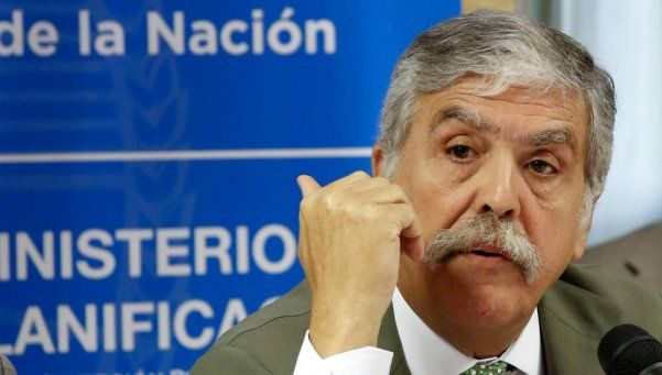 De Vido negó que haya cobrado retornos de Báez
