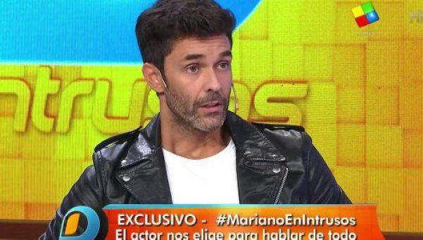 Mariano Martinez sobre Lali: Fue una linda historia de amor