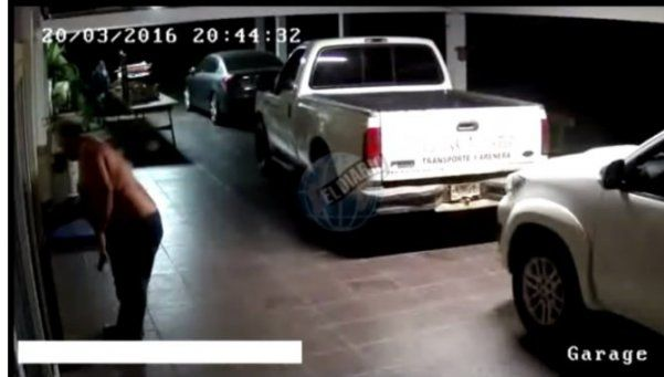 Impactante video | Así asesinaron a un empresario en Misiones