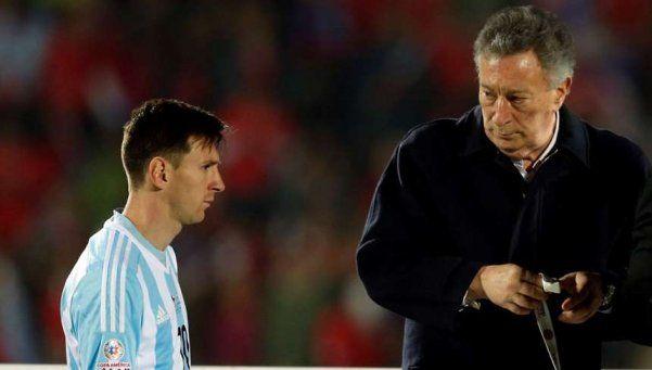 Luis Segura salió a bancar a Messi en el escándalo de Panamá Papers