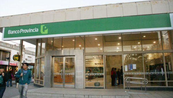 Paro del Banco Provincia por conflicto gremial