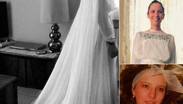 Joven italiana ofrece recompensa por su vestido de novia