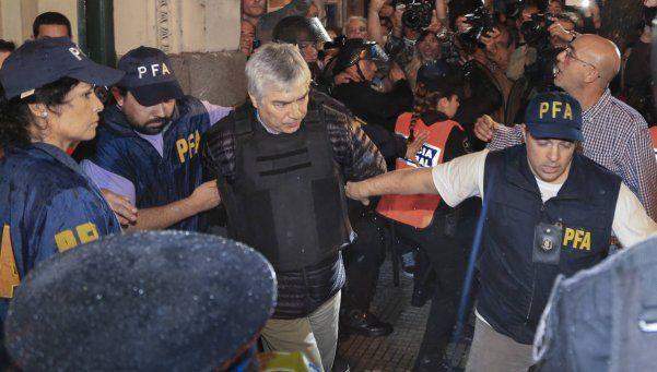 Rechazaron el pedido de excarcelación de Lázaro Báez y Pérez Gadín