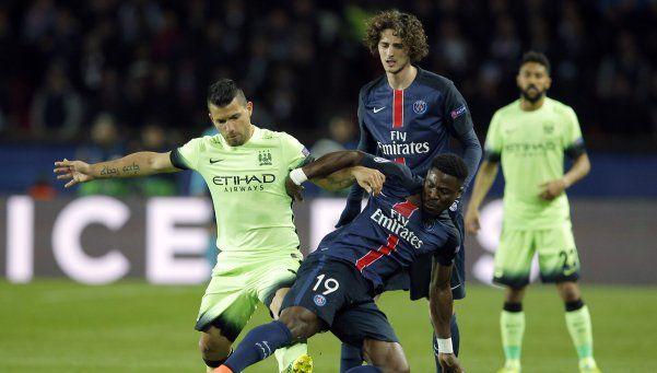Champions League | El City se recuperó y empató con PSG