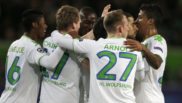 Champions League | Wolfsburgo sorprendió y venció a Real Madrid