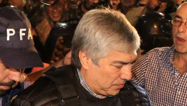 Báez, desde el penal de Ezeiza: No soy testaferro de los Kirchner