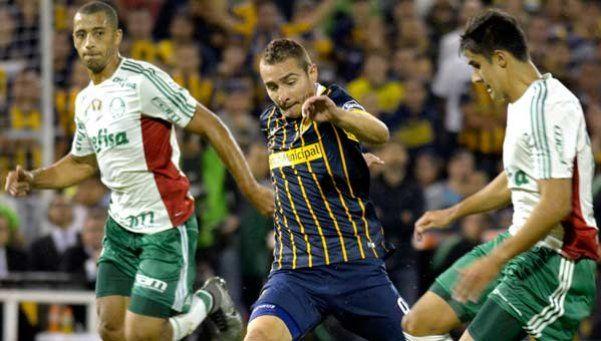 Central igualó con Palmeiras y definirá su suerte en la Copa cuando visite a Nacional