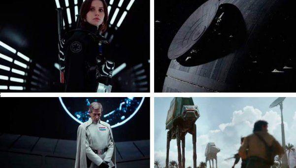 Estrenaron el tráiler de Rogue One, la nueva película de Star Wars
