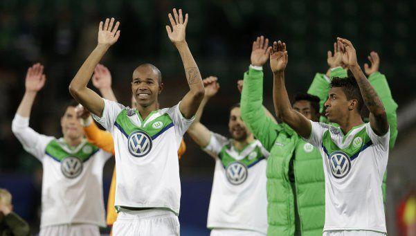 Las dos caras del Wolfsburgo, la sorpresa de Europa