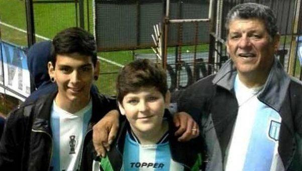 Tiene 17 años y se infartó tres veces en el gol de Noir: lo salvaron